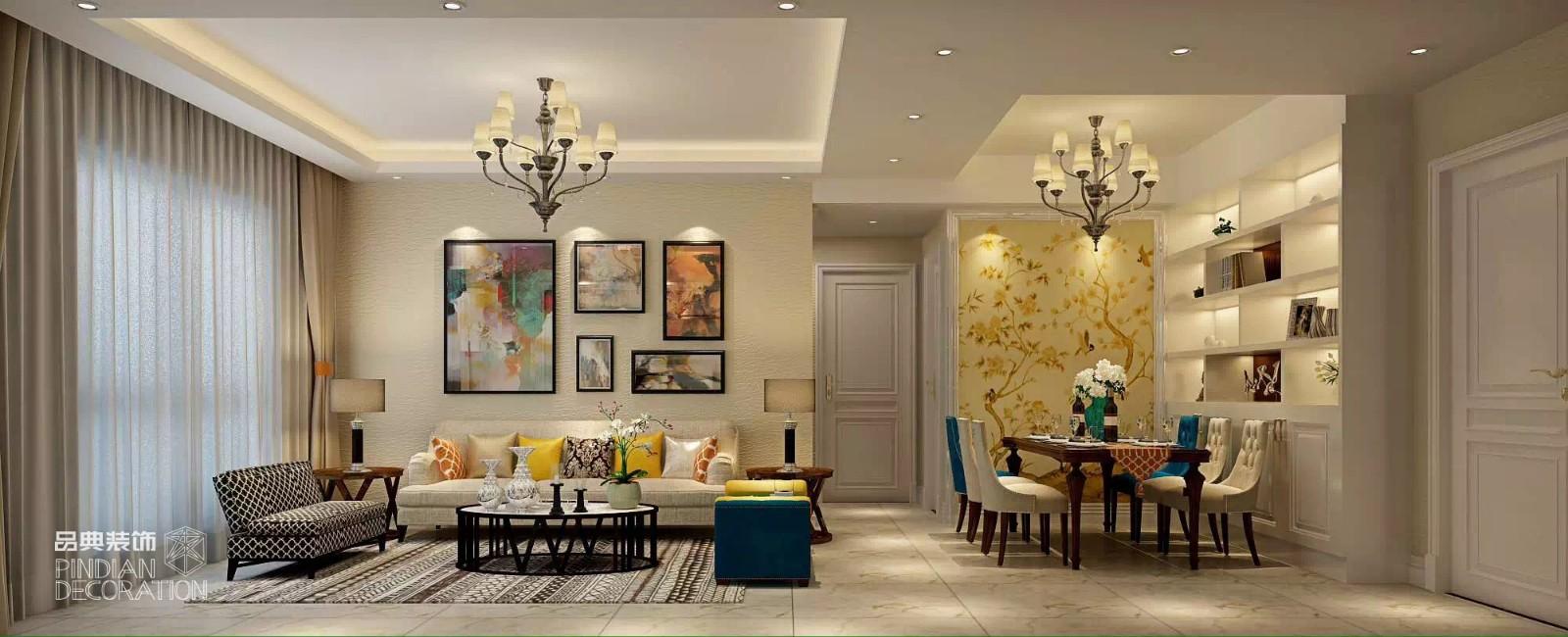 家居 起居室 设计 装修 1600_650