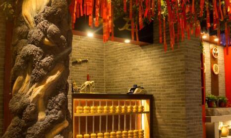 宫锁心玉——东北菜主题餐厅