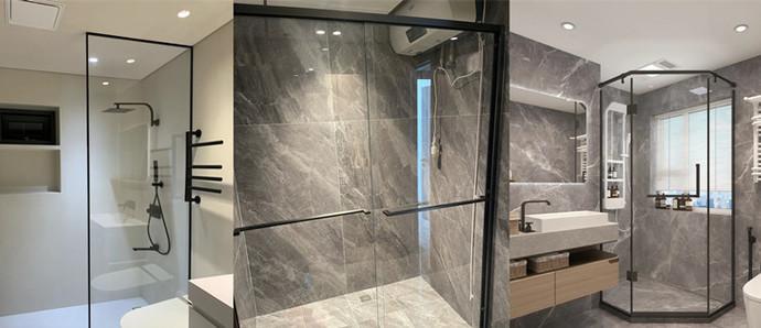 钻石淋浴房空间太小了?担心玻璃自爆?只要掌握这些点淋浴房不再难选!